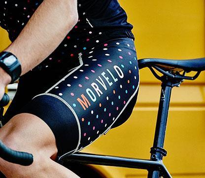 Morvelo cycling kit - mens 9