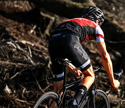 Morvelo cycling kit - mens 2