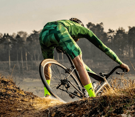 Morvelo cycling kit - featured