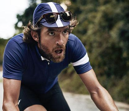 Rapha cycling kit - featured