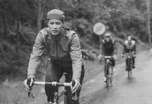 vulpine-on-bike
