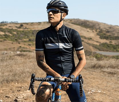 Cadence cycling kit - mens 4