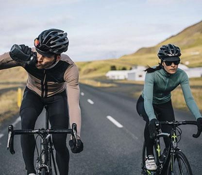 Isadore cycling kit - featured