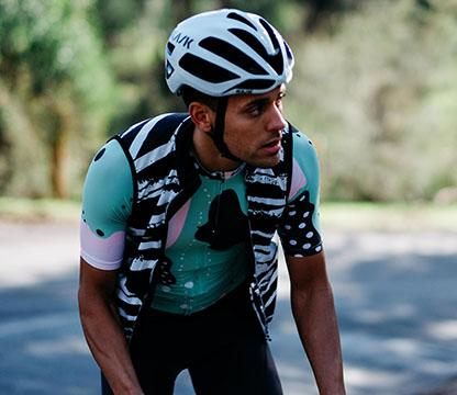 Lumiere cycling kit - mens 7